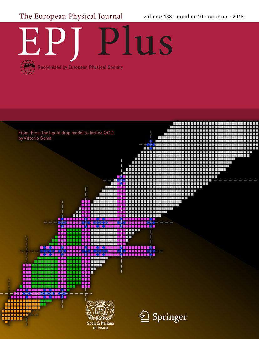 The European Physical Journal Applied Physics (EPJ AP)